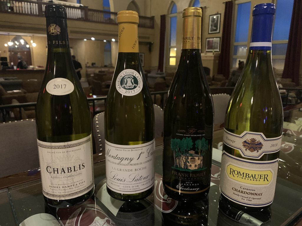 The Many Faces of Chardonnay | $48