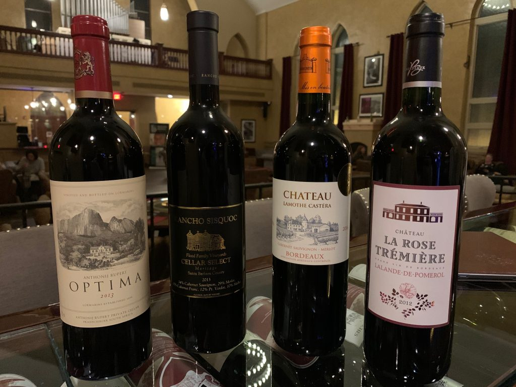 The Many Faces of Bordeaux | $41